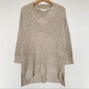 Oversized Tunic Sweater